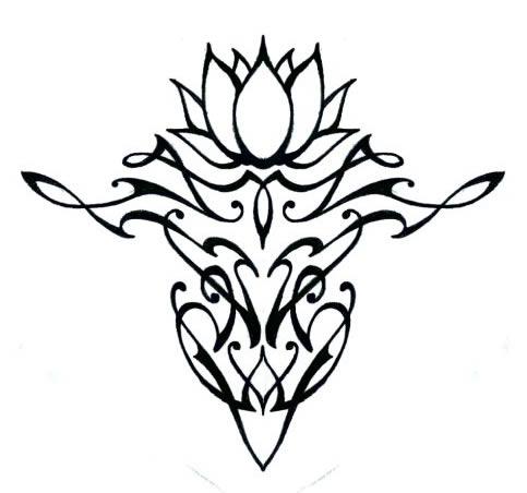 Tatuajes tribales para mujeres con imgenes y significados