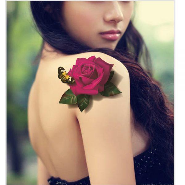 99 Imágenes De Tatuajes 3d Para Mujeres