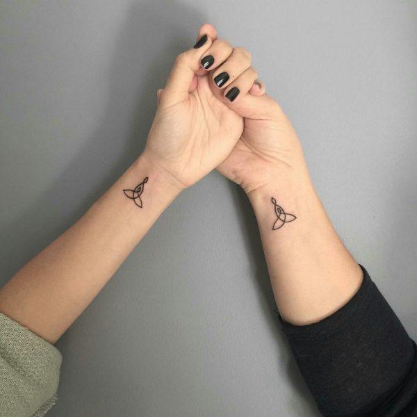 tatuajes pequenos parejas