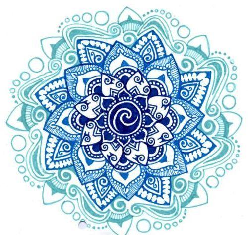 110 Tatuajes De Mandalas Para Mujeres