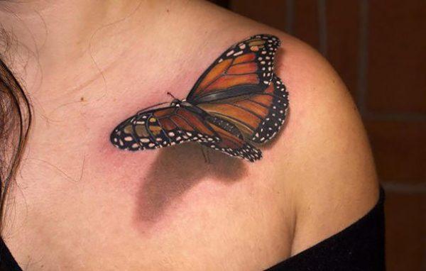 tatuajes de mujer 3d