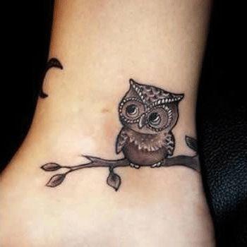 tatuajes pequenos buho significado