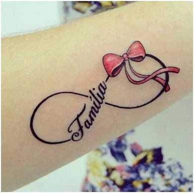 Tattoos Infinito Tatuajes Para Mujeres