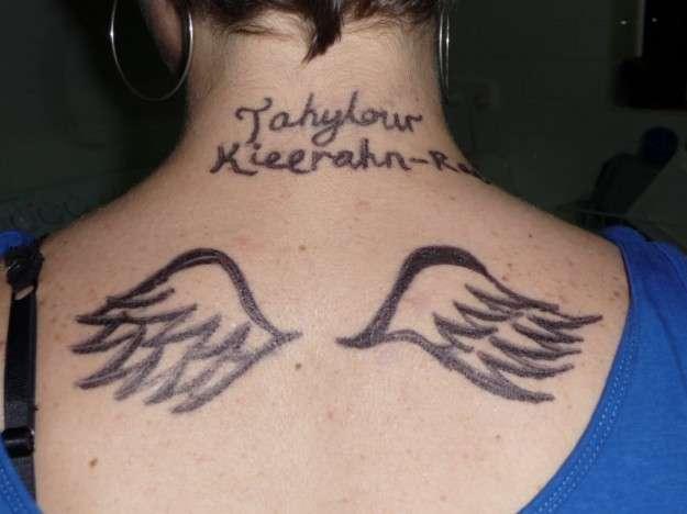120 Tatuajes de nombres de Hijos | Tatuajes para Mujeres