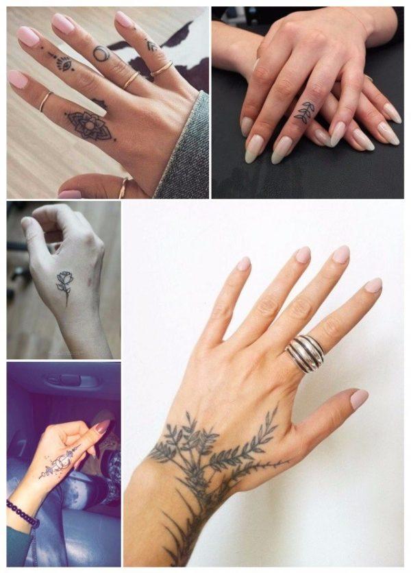 Imagenes De Tatuajes En Los Dedos