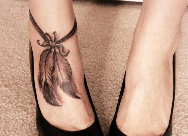 Tatuajes Para Mujeres En El Pie Disenos Creativos Y Originales