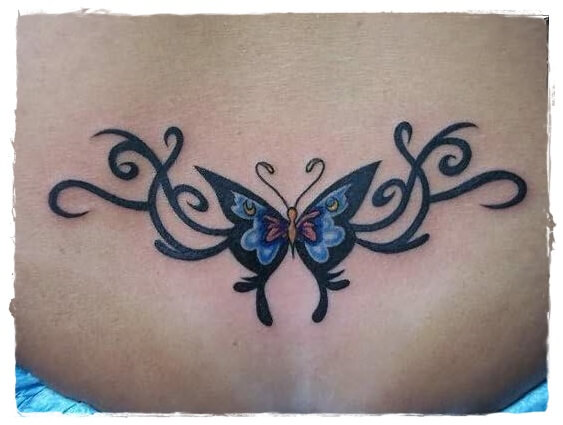 Tatuajes Tribales Para Mujeres Con Imágenes Y Significados