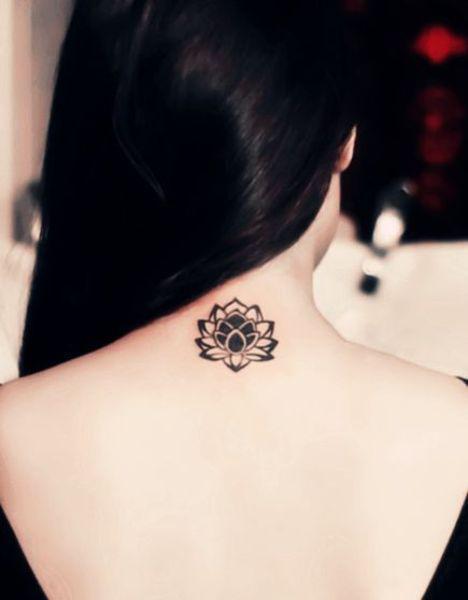 Imagenes De Tatuajes De Flor De Loto