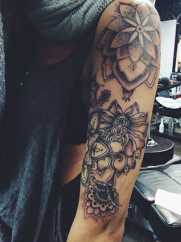 Imgenes de Tatuajes de Flor de Loto