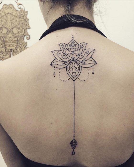 Tatuajes De Mandalas Para La Espalda Brazos Y Piernas