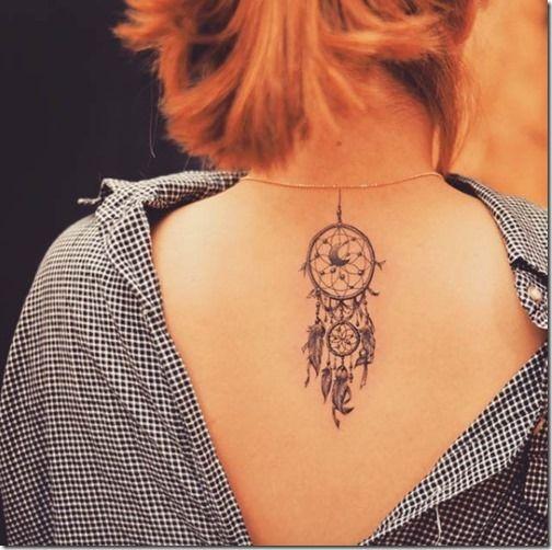 98 Tatuajes De Atrapasuenos Hermosos Y Femeninos