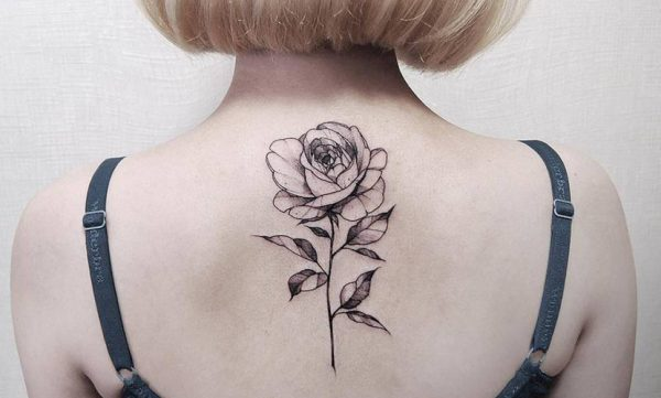 99 Tatuajes De Rosas Dise 241 Os Para Mujer