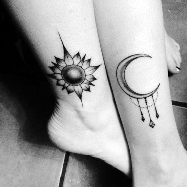 100 Tatuajes Para Mejores Amigas Con Disenos Geniales