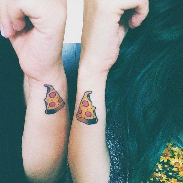 100 Tatuajes Para Mejores Amigas Con Diseños Geniales
