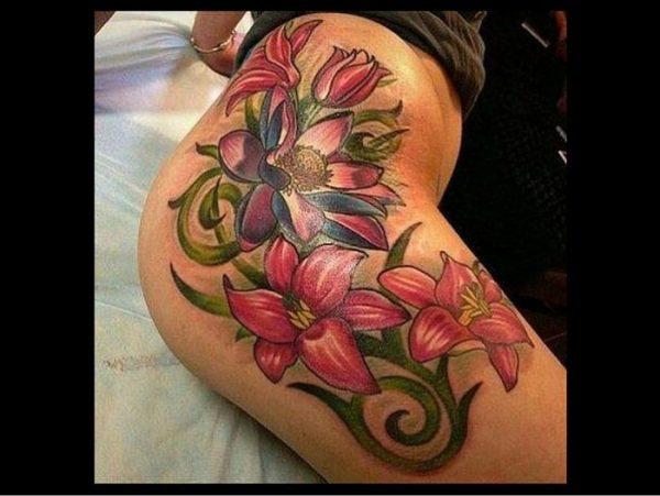 Tatuajes Para Mujeres En La Cadera Ideas Y Disenos Sensuales