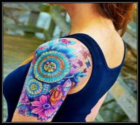 Imagenes De Tatuajes Para Mujer En El Hombro Tatuajes Para Mujeres