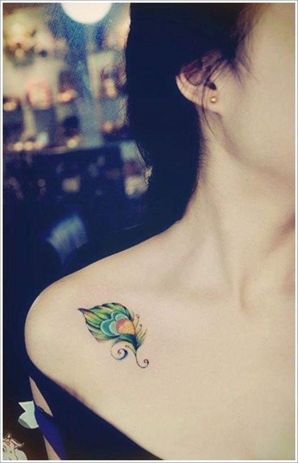 Tatuajes En El Hombro Pequenos Y Delicados Para Mujeres