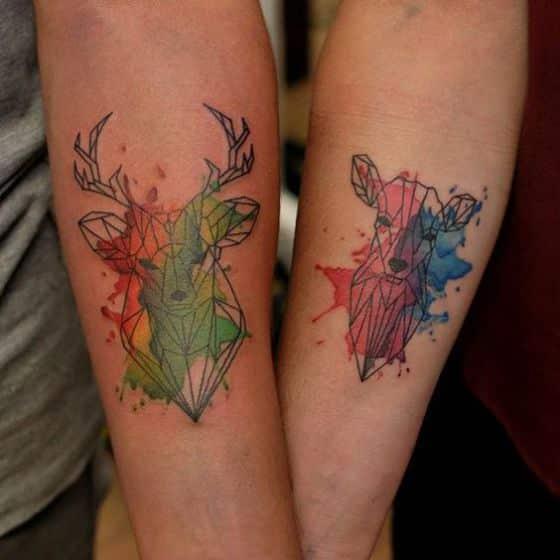 150 Tatuajes Para Parejas Con Disenos 2018 2019 Para Hombres Y Mujeres