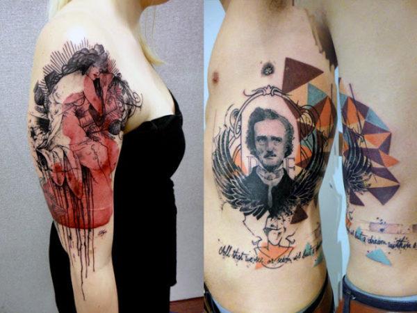 Los Mejores Tatuadores Y Sus Tatuajes Más Famosos