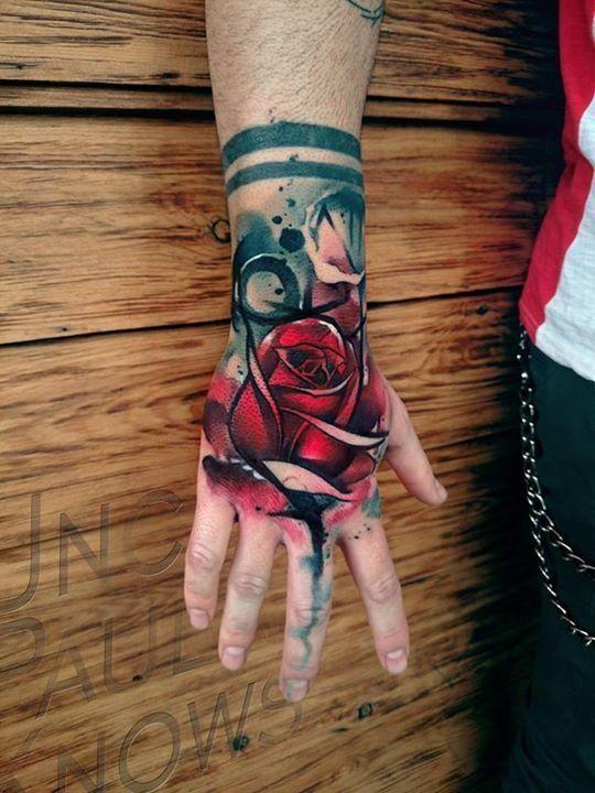 Tatuajes Para Mujeres En La Mano Pequenos Y Originales