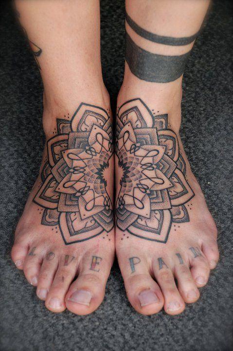 60 Tatuajes En El Pie Para Mujeres Increibles