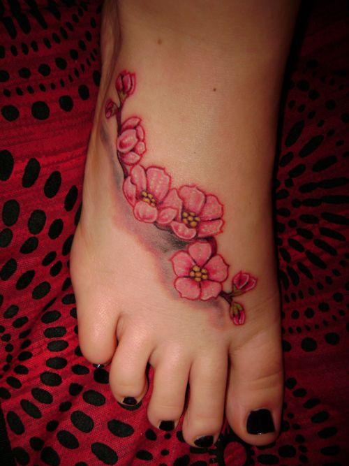Tatuajes Pies Mujer 60 tatuajes en el pie para mujeres increibles