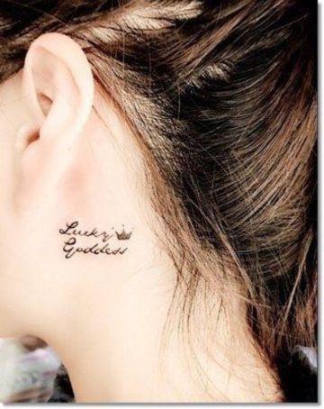 60 Tatuajes En El Cuello Fotos Disenos Y Significados